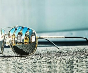 sunglasses, alcohol, and glasses image
