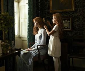 karen gillan, red hair, and vintage image