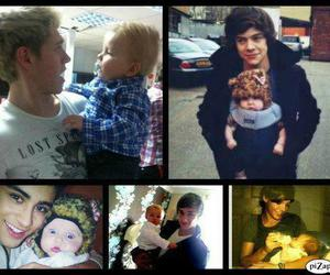 one direction, baby lux, and niall horan image