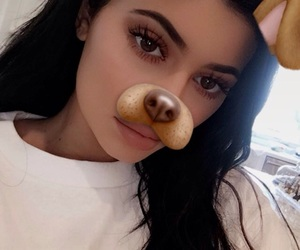 girls, kylie jenner, and kylie jenner instagram image