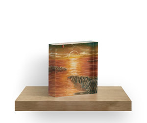 artistic, gift ideas, and office decor image