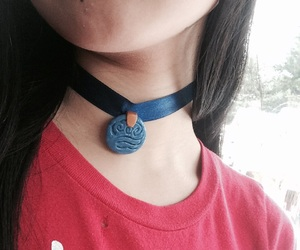 avatar, diy, and necklace image