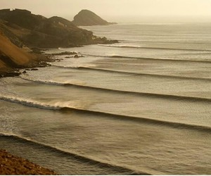paradise, surfer, and surf image