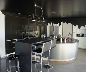 design, interior, and kitchen image