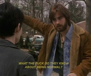girl interrupted, jared leto, and normal image