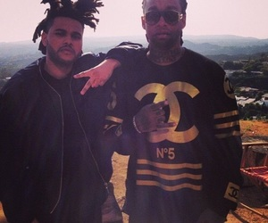 the weeknd, abel tesfaye, and ty dolla sign image
