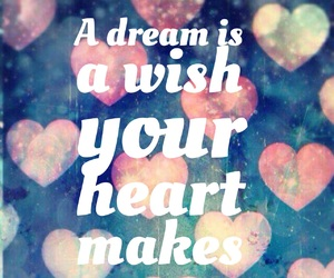 Dream, easel, and heart image