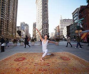 ballerina, ballet, and Flatiron image