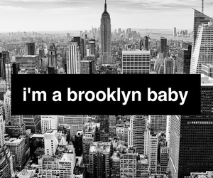 baby, black, and Brooklyn image