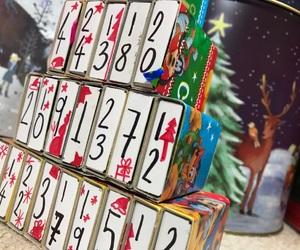 christmas, christmas lights, and christmas decor image