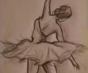 danse draw art image