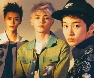 taeyong, mark, and taeil image
