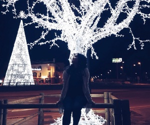 christmas, weheartit, and lights image