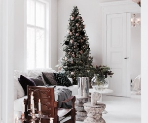 christmas and interior image