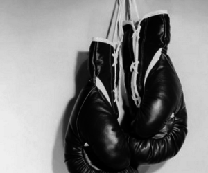 boxing, boxing gloves, and fighter image