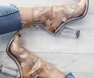 adidas, fashion, and sandals image