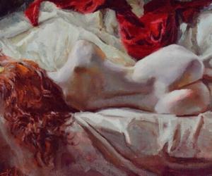 erotic, romance, and girl image