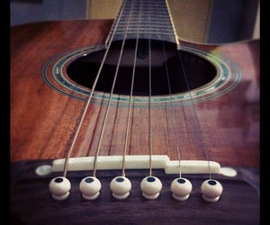acoustic, guitar, and indie image