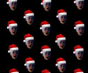 christmas, draco malfoy, and harry potter image