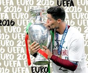 cristiano ronaldo, cr7, and uefa euro 2016 image