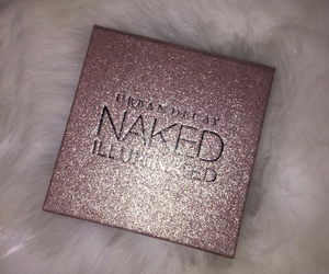 beauty, makeup, and naked image