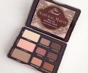 eyeshadow, too faced, and eyes image