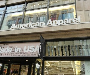 american apparel, brown, and tumblr image