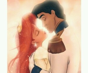 &, ariel, and eric image