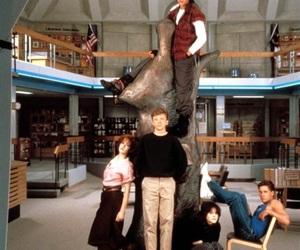 allison, andy, and Breakfast Club image