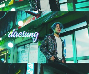 daesung, wallpaper, and bigbang image