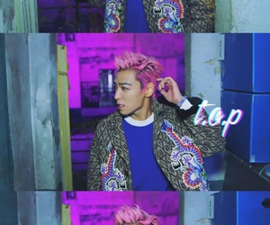 T.O.P and wallpaper image