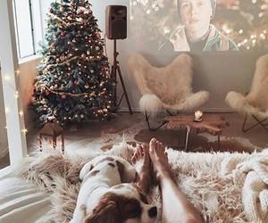 christmas, house, and home sweet home image