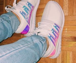 adidas, boy, and colorful image
