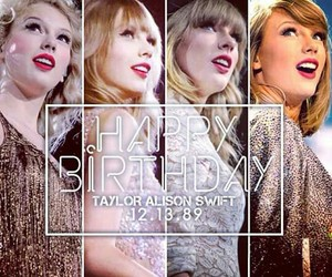 1989, happy birthday, and red image