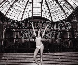Victoria's Secret, sara sampaio, and model image