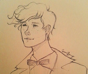 newt, fantastic beasts, and scamander image