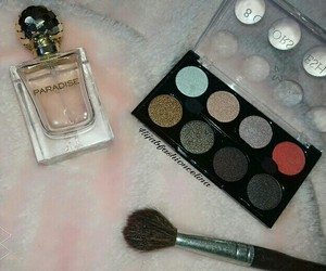 makeup, make+up, and perfume+ image