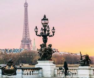 travel, paris, and parís image
