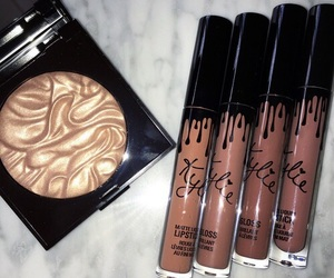 beauty, make up, and kylie image