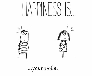 cool, happy, and smile image