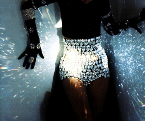 diamond, light, and photography image