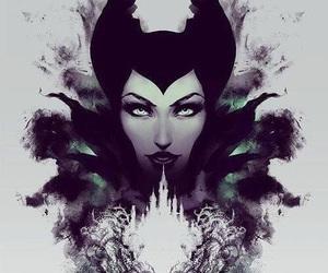 disney, maleficent, and sleeping beauty image