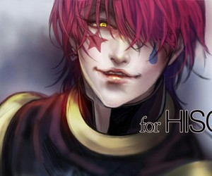 hxh, hisoka, and anime image