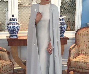 fashion, dress, and abaya image