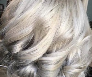 beauty, blonde, and chic image