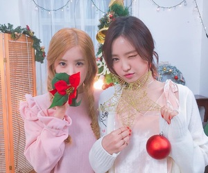 naeun and chorong image