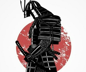 samurai and japan image
