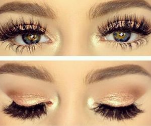 beauty, cool, and eyes image