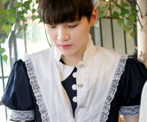 kpop, agust d, and suga image