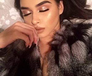 aesthetic, hair, and makeup image